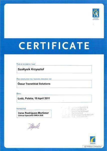 Certyfikaty 01