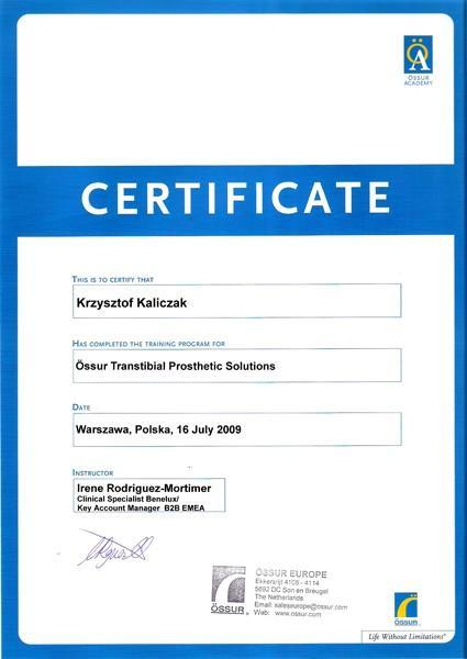 Certyfikaty 05