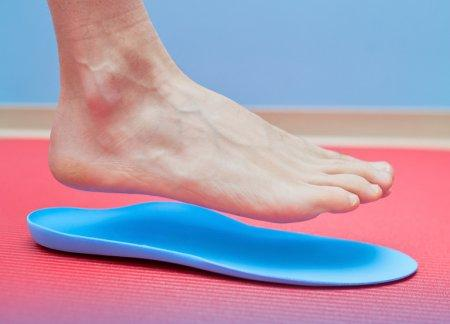 Wkładki i obuwie ortopedyczne